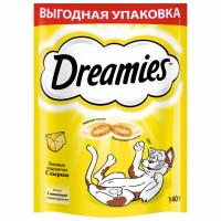 Лакомство для кошек Dreamies с сыром 140г