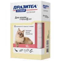 Антигельминтик для кошек НПП СКИФФ Празител Особый суспензия