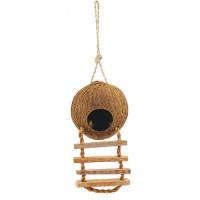 Домик для птиц TRIOL из кокоса
