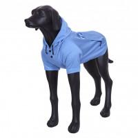 Толстовка для собак RUKKA Thrill Technical Sweater голубая