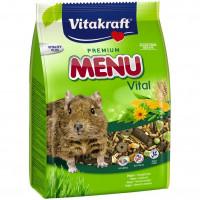 Корм для грызунов VITAKRAFT для дегу сух.