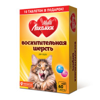 Кормовая добавка для кошек MultiЛакомки