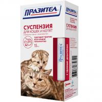 Антигельминтик для кошек и котят НПП СКИФФ Празител
