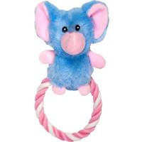 Игрушка для собак CHOMPER Puppy Слон на кольце