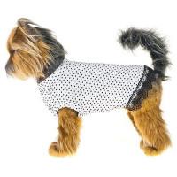 Платье для собак HAPPY PUPPY Джулия 3 28см