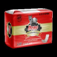 Пояса Dono Male Pet Diaper одноразовые впитывающие