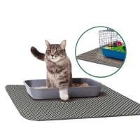 Коврик для кошачьего туалета и клеток грызунов