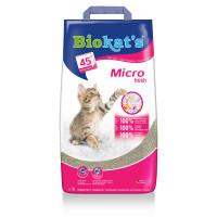 Наполнитель для кошачьего туалета Biokat's микро fresh