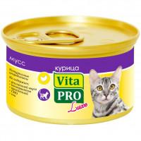 Корм для кошек VitaPRO Luxe