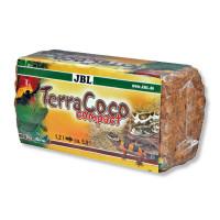 Субстрат JBL TerraCoco Compact Натуральная кокосовая стружка,