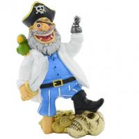 Декор для аквариумов PRIME Пират Капитан Крюк