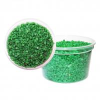 Грунт аквариумный цветной мелкий EVIS зеленый