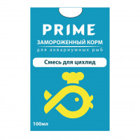 Корм для рыб PRIME Смесь для цихлид