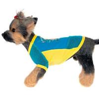 Футболка для собак HAPPY PUPPY Ветерок размер