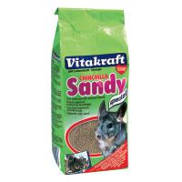 Наполнитель для грызунов VITAKRAFT CHINCHILLA SANDY песок