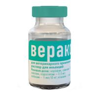 Гомеопатический препарат для кошек и собак ХЕЛВЕТ Веракол