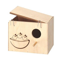 Домик гнездо для птиц FERPLAST NIDO MEDIUM