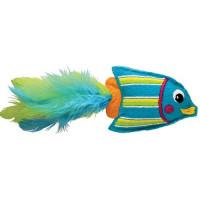 Игрушка для кошек KONG Тропическая рыбка 12см