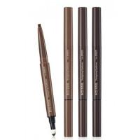 карандаш для бровей 3 в 1