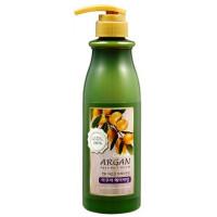 сыворотка для волос с аргановым маслом welcos confume