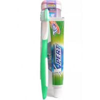 набор зубная паста + щетка clio