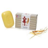 мыло туалетное с экстрактом женьшеня clio ginseng soap