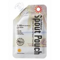 солнцезащитный крем spf50+/pa+++ dermeiren uv defense high protection