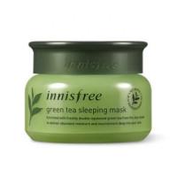 маска для лица ночная innisfree green