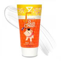 солнцезащитный крем spf50+ pa+++ elizavecca sun cream spf50+