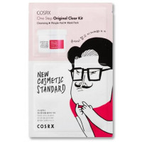 набор для очищения кожи cosrx one step