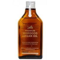 масло для волос аргановое la'dor premium argan