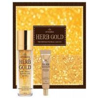 набор уходовый антивозрастной deoproce estheroce herb gold
