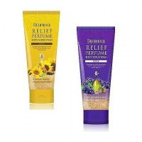 скраб для тела deoproce relief perfume body scrubwash