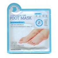 """маска для ног """"комплексный уход"""" beauty clinic double"""