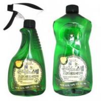 универсальное жидкое чистящее средство для дома