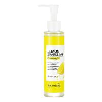 масло гидрофильное с экстрактом лимона secret key lemon