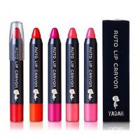 увлажняющий автоматический карандаш помада для губ yadah