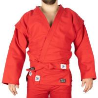 Куртка Для Самбо Для Взрослых Красная 500