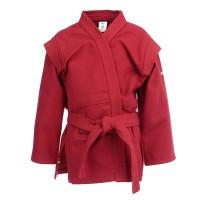 Детская Куртка Для Самбо Красная 100