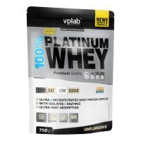 Протеин Platinum Whey 750 Г. Ваниль