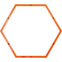 Обруч Универсальный 58 См Оранжевый