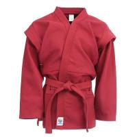 Куртка Самбо 500, Красная Для Взрослых
