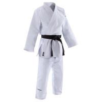 Кимоно Для Дзюдо 900 Для Взрослых, Белое