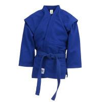 Куртка Самбо 500, Синяя Для Взрослых