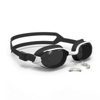 Очки Для Плавания 500 B–fit Черно–белые