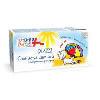 911 KIDS солнцезащитный крем (SPF 40 150мл)