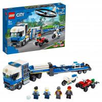 Конструктор LEGO City 60244 Полицейский