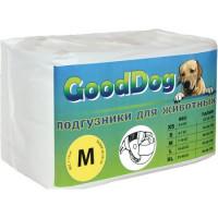 GoodDog подгузники для собак размер M