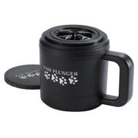 Paw Plunger лапомойка для собак средняя черная