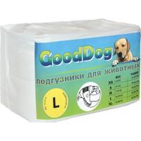 GoodDog подгузники для собак размер L